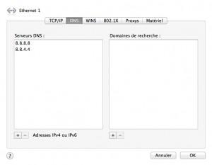 T411.io contourner le blocage opérateur sous Mac OSX 9